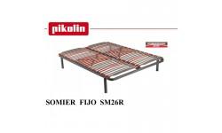 Somier SM26R Pikolin