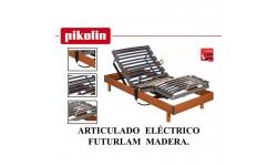 Somier articulado madera FUTURLAM Pikolin