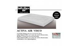Colchon Activa Air Visco lattoflex